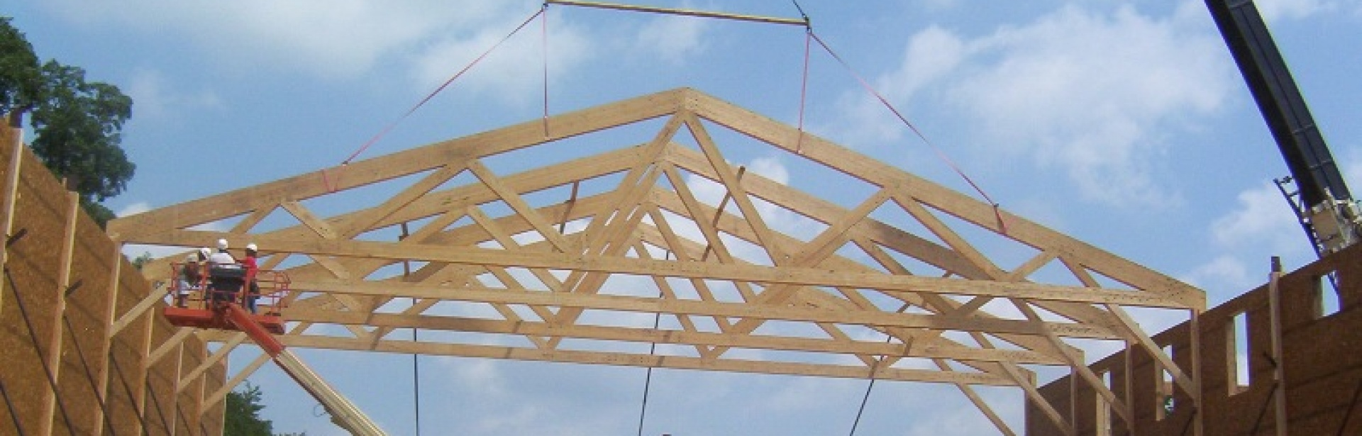 Gruen wald engineered laminates engineered beauty for Engineered roof trusses prices